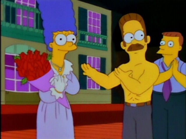 A Streetcar Named Marge
